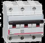 Авт. выкл. 3п C80А 16kA Legrand DX3 409280