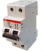 Авт.выкл ABB SH202L C10 2-полюсный