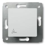 Выключатель 1-клавишный IP 44 16А (Белый) Legrand Cariva 773609