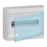 Щиток накладной(прозрач.дверь) IP40 Legrand Nedbox 12(+1) модулей 601246