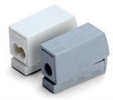 Клемма Wago для освет. оборудывания с пастой 224–111(2 подкл.)