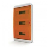 Щиток накладной(оранж.дверь) IP40 TEKFOR 36 модулей BNO