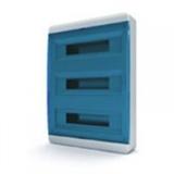 Щиток накладной(син.дверь) IP40 TEKFOR 54 модуля BNS