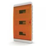 Щиток встраиваемый(оранж.дверь) IP40 TEKFOR 36 модулей BVO