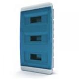 Щиток встраиваемый(син.дверь) IP40 TEKFOR 36 модулей BVS