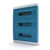 Щиток встраиваемый(син.дверь) IP40 TEKFOR 54 модуля BVS