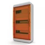 Щиток накладной герметич.(оранж.дверь) IP65 TEKFOR 36 модулей BNO