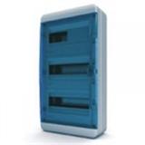 Щиток накладной герметич.(син.дверь) IP65 TEKFOR 36 модулей BNS