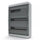 Щиток накладной герметич.(черн.дверь) IP65 TEKFOR 54 модуля BNK