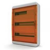 Щиток накладной герметич.(оранж.дверь) IP65 TEKFOR 54 модуля BNO