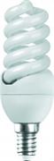 Лампа энергосберег. Camelion LH 9Вт Е14 FS T2-M/864(6400K)