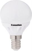 Лампа LED шар 4Вт E14(аналог 40Вт) Camelion LED4-G45/845/E14