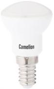 Лампа LED рефлектор 6Вт E14(аналог 50Вт) Camelion LED6-R50/830/E14