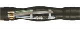 Соединительная кабельная муфта (без болт.соединителей) для кабелей без брони 4ПСТ-1-16/25