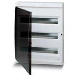 Щиток накладной(черн.дверь) IP41 ABB 54 модуля Unibox
