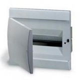 Щиток встраиваемый(бел.дверь) IP41 ABB 12 модулей Unibox