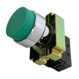 Кнопка BL31 без подсветки зеленый 1з TDM