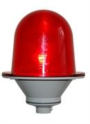Заградительный огонь ЗОМ-75Вт тип А, 220V AC, IP54