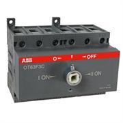 Рубильник ABB OT63F3C без ручки 3п. 63А